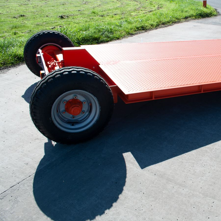 Plant Low Loader Trailer